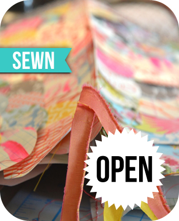 Sewing Paper Projects